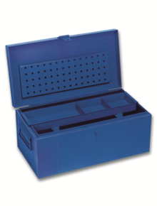 Stahlblech-Montagekoffer