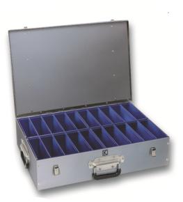 Stahlblech-Fittingskoffer