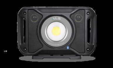 Audio Licht 5000 Lumen mit Powerbank