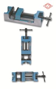 FZA-Multifunktions-Bohrmaschinen-Schraubstock MTMF/1