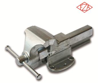 FZA-Parallel-Schraubstock PANTHER vernickelt