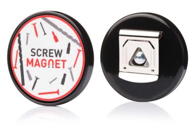 ScrewMagnet – 67mm, Schwerlast, mit Hosenclip